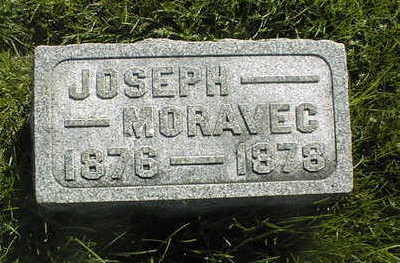 MORAVEC, JOSEPH - Jackson County, Iowa | JOSEPH MORAVEC