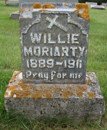 MORIARTY, WILLIE - Jackson County, Iowa | WILLIE MORIARTY
