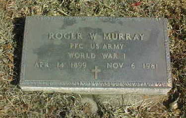 MURRAY, ROGER W. - Jackson County, Iowa | ROGER W. MURRAY