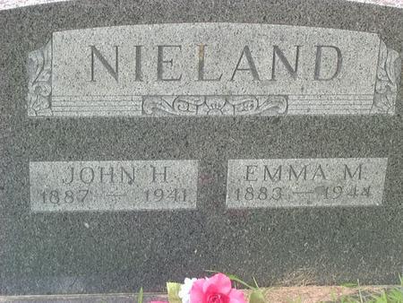 NIELAND, EMMA - Jackson County, Iowa | EMMA NIELAND