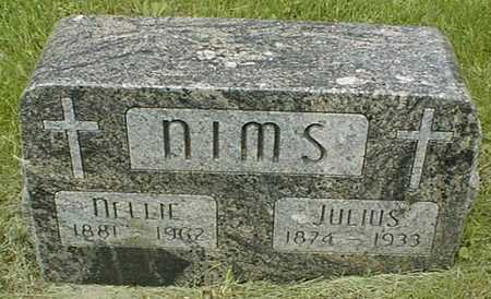 NIMS, JULIUS - Jackson County, Iowa | JULIUS NIMS