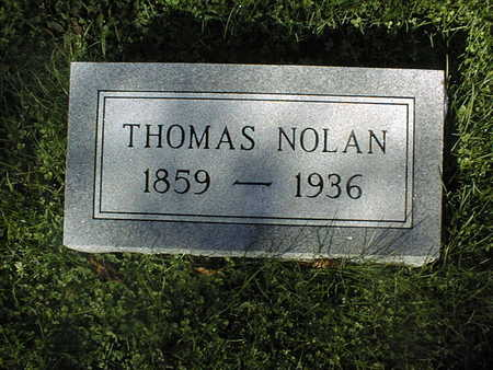NOLAN, THOMAS - Jackson County, Iowa | THOMAS NOLAN