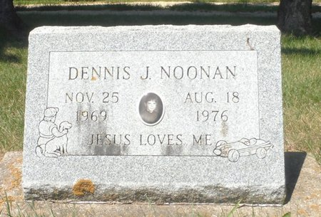 NOONAN, DENNIS J. - Jackson County, Iowa   DENNIS J. NOONAN