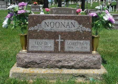 COAKLEY NOONAN, LORETTA V. - Jackson County, Iowa | LORETTA V. COAKLEY NOONAN