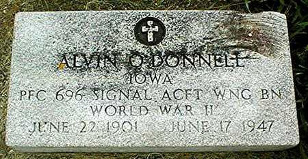 O'DONNELL, ALVIN - Jackson County, Iowa | ALVIN O'DONNELL