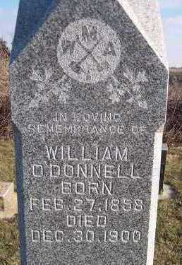 O'DONNELL, WILLIAM - Jackson County, Iowa | WILLIAM O'DONNELL
