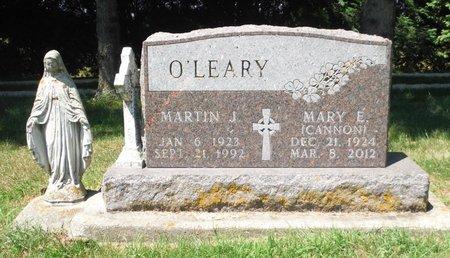 CANNON O'LEARY, MARY E. - Jackson County, Iowa | MARY E. CANNON O'LEARY