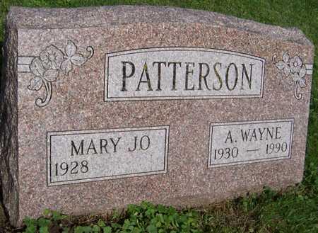 PATTERSON, MARY JO - Jackson County, Iowa | MARY JO PATTERSON