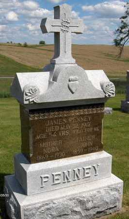 PENNEY, JAMES - Jackson County, Iowa | JAMES PENNEY
