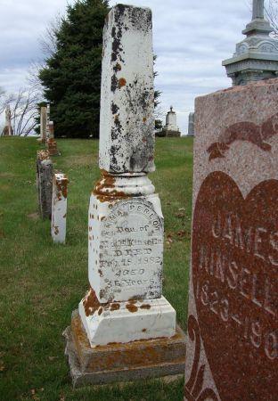 KINSELLA PERLOT, ANNA - Jackson County, Iowa   ANNA KINSELLA PERLOT