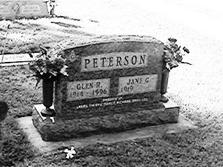 PETERSEN, GLEN - Jackson County, Iowa | GLEN PETERSEN