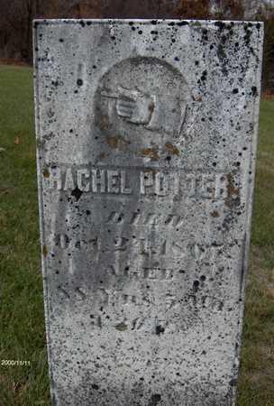 POTTER, RACHEL - Jackson County, Iowa | RACHEL POTTER