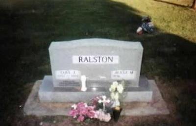 NEEDHAM RALSTON, LOIS - Jackson County, Iowa | LOIS NEEDHAM RALSTON