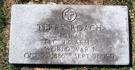 ROACH, TERRY - Jackson County, Iowa | TERRY ROACH