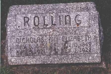 ROLLING, NICHOLAS - Jackson County, Iowa | NICHOLAS ROLLING