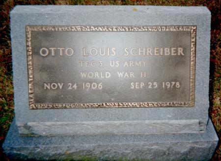 SCHREIBER, OTTO LOUIS - Jackson County, Iowa | OTTO LOUIS SCHREIBER