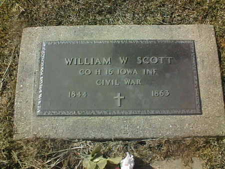 SCOTT, WILLIAM W. - Jackson County, Iowa | WILLIAM W. SCOTT