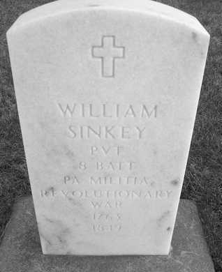 SINKEY, WILLIAM - Jackson County, Iowa | WILLIAM SINKEY