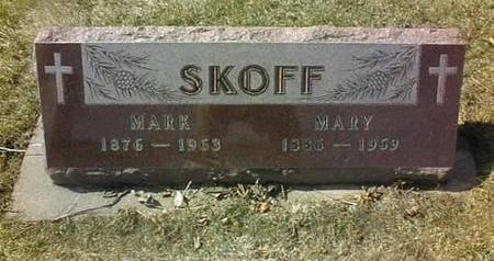 SKOFF, MARY - Jackson County, Iowa | MARY SKOFF