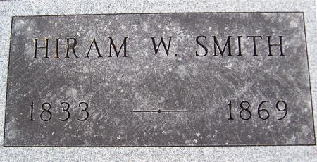SMITH, HIRAM - Jackson County, Iowa | HIRAM SMITH