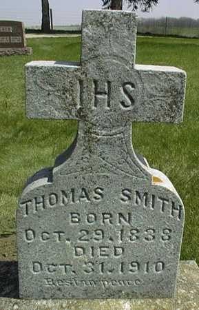SMITH, THOMAS - Jackson County, Iowa | THOMAS SMITH