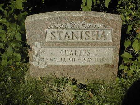 STANISHA, CHARLES J. - Jackson County, Iowa | CHARLES J. STANISHA