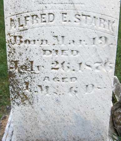 STARK, ALFRED E. - Jackson County, Iowa | ALFRED E. STARK