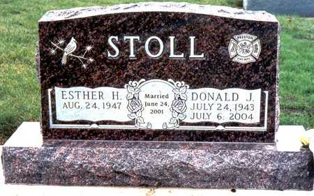 STOLL, ESTHER H. - Jackson County, Iowa | ESTHER H. STOLL