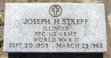 STREFF, JOSEPH H. - Jackson County, Iowa | JOSEPH H. STREFF