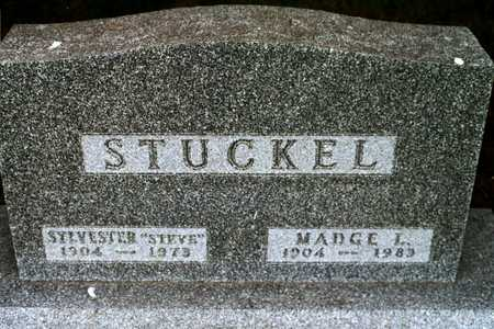 STUCKEL, SYLVESTER - Jackson County, Iowa | SYLVESTER STUCKEL
