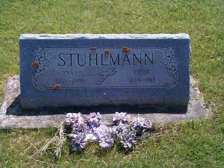 STUHLMANN, PETER - Jackson County, Iowa | PETER STUHLMANN