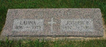 HUTCHINS SWEENEY, LAVINA - Jackson County, Iowa | LAVINA HUTCHINS SWEENEY