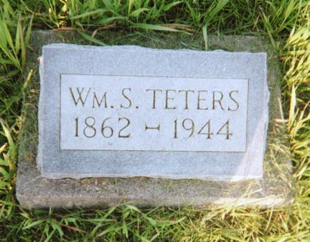 TETERS, WILLIAM S. - Jackson County, Iowa | WILLIAM S. TETERS