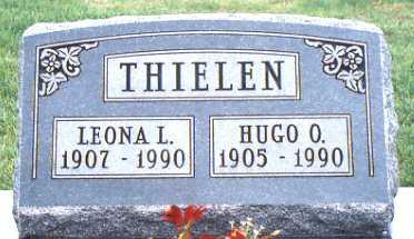 THIELEN, JR., HUGO O. - Jackson County, Iowa | HUGO O. THIELEN, JR.