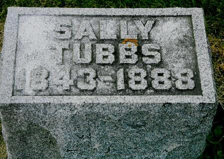 TUBBS, SALLY - Jackson County, Iowa | SALLY TUBBS
