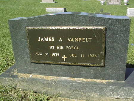 VANPELT, JAMES A. - Jackson County, Iowa | JAMES A. VANPELT