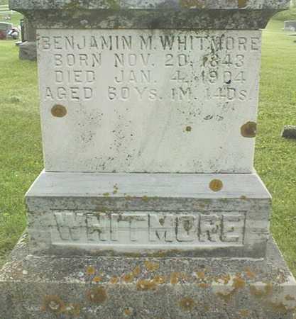 WHITMORE, BENJAMIN M. - Jackson County, Iowa | BENJAMIN M. WHITMORE