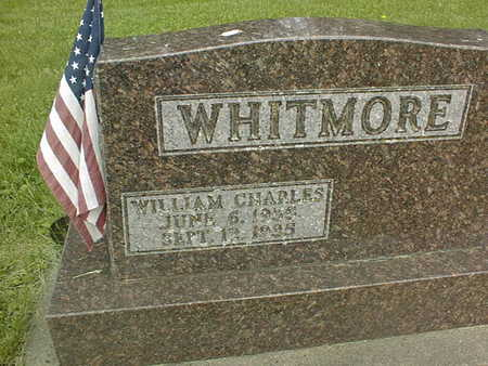 WHITMORE, WILLIAM CHARLES - Jackson County, Iowa | WILLIAM CHARLES WHITMORE