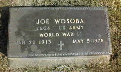 WOSOBA, JOE - Jackson County, Iowa | JOE WOSOBA