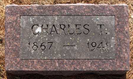 WRIGHT, CHARLES T. - Jackson County, Iowa | CHARLES T. WRIGHT