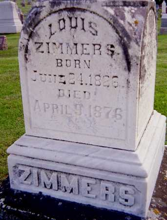 ZIMMERS, LOUIS - Jackson County, Iowa | LOUIS ZIMMERS