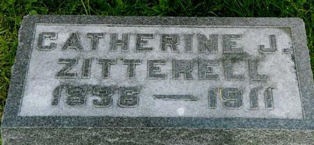 LATTA ZITTERELL, CATHERINE - Jackson County, Iowa | CATHERINE LATTA ZITTERELL