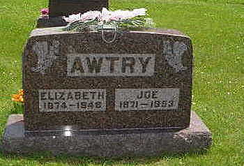 AWTRY, ELIZABETH - Jasper County, Iowa | ELIZABETH AWTRY