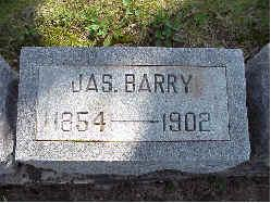 BARRY, JAMES JR. - Jasper County, Iowa | JAMES JR. BARRY