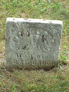 BAUGH, MARY JANE - Jasper County, Iowa | MARY JANE BAUGH