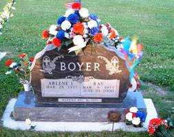 BOYER, RAY - Jasper County, Iowa | RAY BOYER