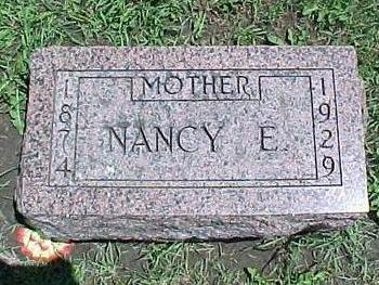 BROWN, NANCY E. - Jasper County, Iowa | NANCY E. BROWN