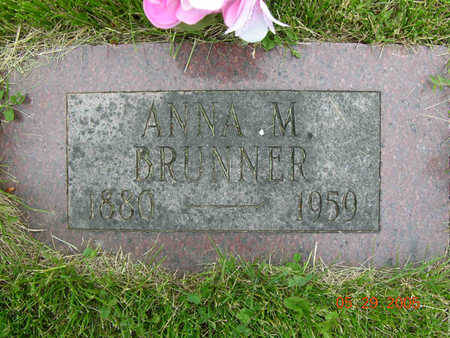 KLING BRUNNER, ANNIE MAY - Jasper County, Iowa | ANNIE MAY KLING BRUNNER
