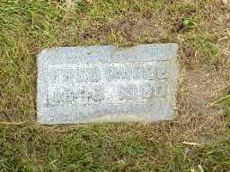 BUNSE, FRED - Jasper County, Iowa   FRED BUNSE