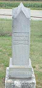 CALDWELL, SARAH J. - Jasper County, Iowa | SARAH J. CALDWELL